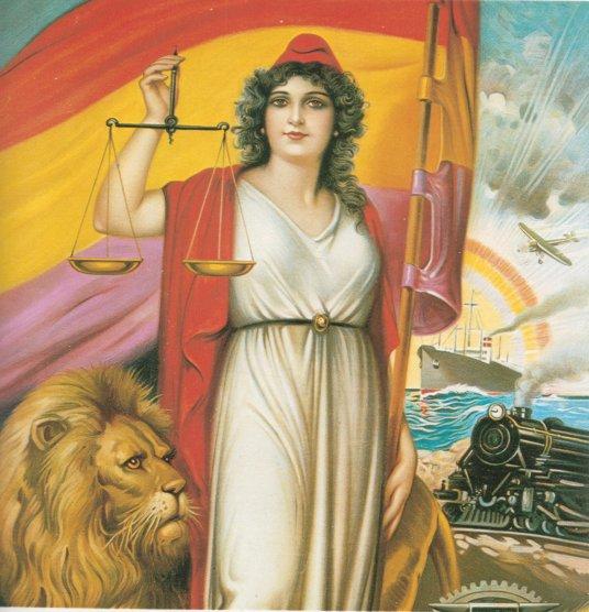 Imágenes de la República Española coleccionadas por Lorenzo Peña