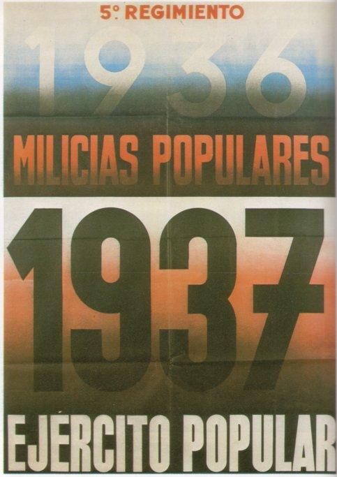 Imágenes de la guerra de resistencia del pueblo español